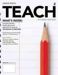 image of TEACH (with CourseMate Printed Access Card) (New, Engaging Titles from 4LTR Press)