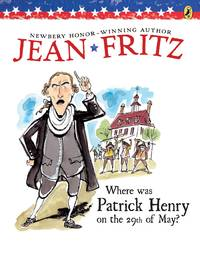 Where Was Patrick Henry On the 29th Of May