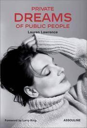 PRIVATE DREAMS OF PUBLIC PEOPLE