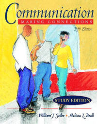 image of Communication: Making Connections (Study Edition) (5th Edition)