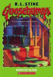 image of Monster Blood (Goosebumps)