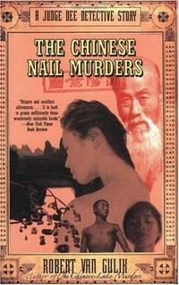 The Chinese Nail Murders: A Judge Dee Detective Story