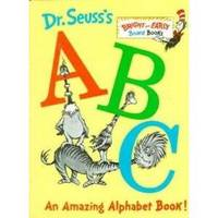 image of Dr. Seuss's ABC, An Amazing Alphabet Book