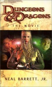 image of Dungeons & Dragons: The Movie (A D&D(r) Novel)