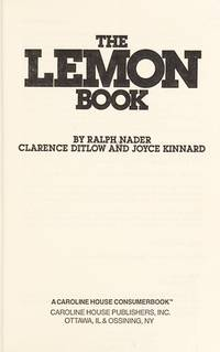 LEMON BOOK-OP