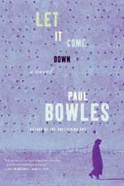 image of Let It Come Down: A Novel