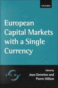 European Capital Markets With a Single Currency (SIGNED)