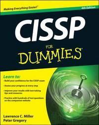 CISSP For Dummies (For Dummies (Computer/Tech))