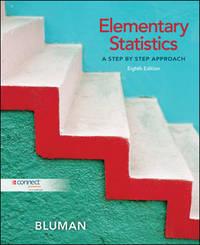 Elementary Statistics: A Step By Step Approach by Allan Bluman - 2011-01-06