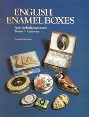 English Enamel Boxes