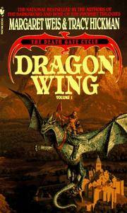 image of Dragon Wing (The Death Gate cycle)