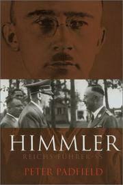 image of Himmler: Reichs Fuhrer-SS (Cassell Military Paperbacks)