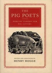 The Pig Poets: An Anthology of Porcine Poesy