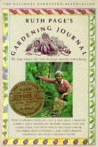 RUTH PAGES'S GARDENING JOURNAL. by  Ruth Page - Hardcover - 1989 - from PASCALE'S BOOKS (SKU: 028720)