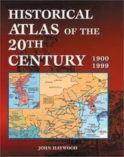 Historical Atlas of the 20th Century 1900-1999.