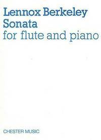Sonata for Flute and Piano, Op. 97 [Paperback] [Jan 01, 1992] Berkeley, Lennox