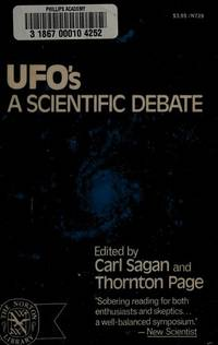 UFO's : A Scientific Debate