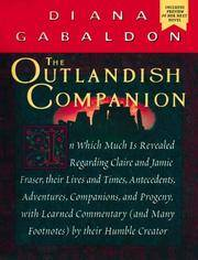 The Outlandish Companion by  Diana Gabaldon - First Edition - 1999 - from Callaghan Books South (SKU: 56892)