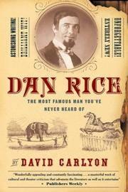 image of Dan Rice