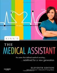 Kinns Medical Assistant 11TH EDITION