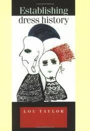 Establishing Dress History (Studies in Design)