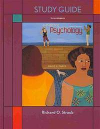 image of Exploring Psychology (Paper) and Study Guide