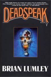 image of Necroscope: Deadspeak **Signed**