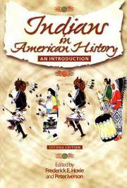 Indians in American History: An Introduction