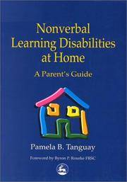 image of Nonverbal learning Disabilities at Home A Parent's Guide
