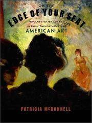 On the Edge of Your Seat: Popular Theater and Film in Early Twentieth-Century American Art