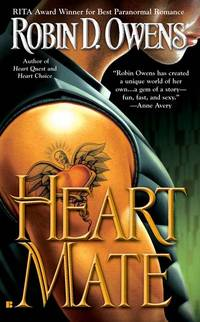Heart Mate (Celta's HeartMates. Book 1)