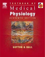 image of Textbook of Medical Physiology (11th Ed)