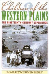 Children Of the Western Plains
