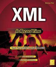 XML In Record Time