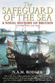 image of Safeguard of the Sea: A Naval History of Britain, Volume One: 660-1649: v. 1 (The Safeguard of the Seas: Naval History of Britain) Rodger, Nicholas A. M