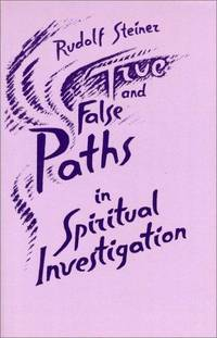 image of True and False Paths in Spiritual Investigation