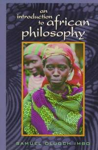 An Introduction To African Philosophy
