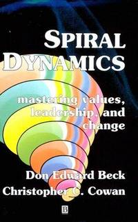 SPIRAL DYNAMICS: MASTERING VALUES, LEADERSHIP, AND CHANGE