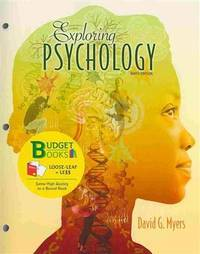 Exploring Psychology by David G. Myers - 2012-11-02 - from Books Express and Biblio.com
