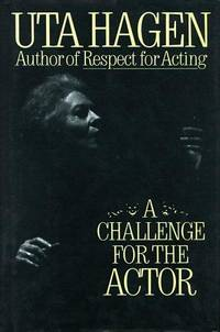 A Challenge For The Actor by Hagen, Uta - 1991-08-21