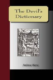 image of The Devil's Dictionary