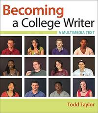 Becoming a College Writer: A Multimedia Text