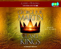 A Clash of Kings: (Lib)(CD) by George R. R. Martin - 2004-03-04 - from Books Express and Biblio.com