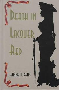 image of Death in Lacquer Red (Hilda Johansson Mysteries, No. 1)