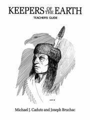 image of Keepers of the Earth: Teacher's Guide