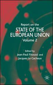 Report on the State of the European Union: Volume 2 Reforming the European Union