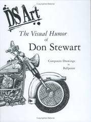 DS Art The Visual Humor of Don Stewart Composite Drawings in Ballpoint
