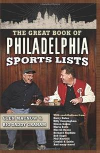 The Great Book Of Philadelphia Sports Lists