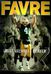 image of Favre: Most Valuable Player