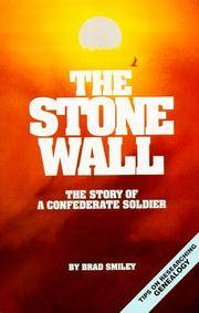 The Stone Wall by  Barbara Smiley Brad; Smiley - Paperback - Third printing - 1998 - from Inklings Bookshop and Biblio.co.uk